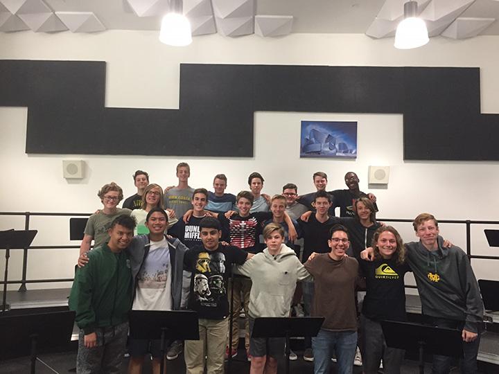 2017-2018 Choir