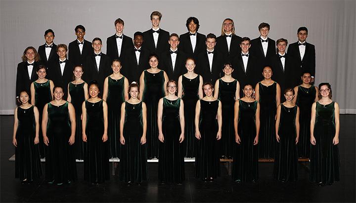 2019-2020 choir